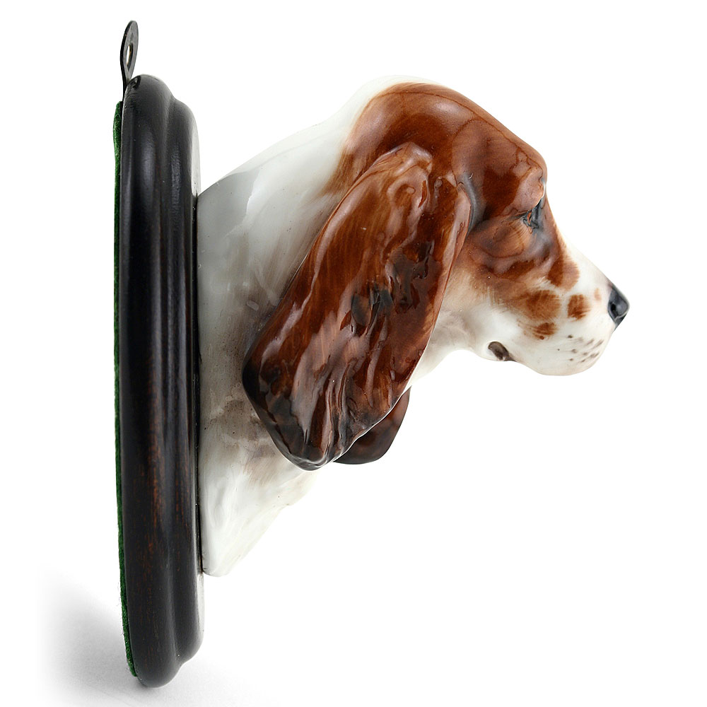 Cocker Spaniel Wall Mount SK23 - Royal Doulton Dogs