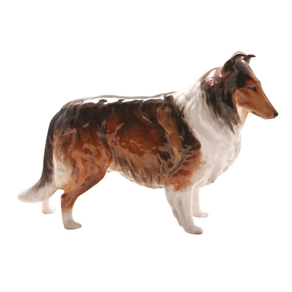 Collie Large HN1057 - Royal Doulton Dogs