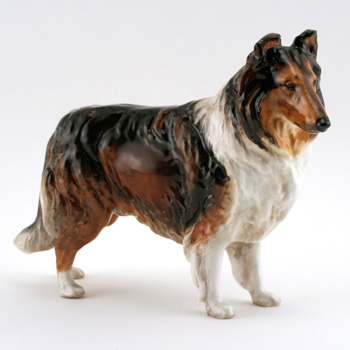 Collie HN1058 - Royal Doulton Dogs