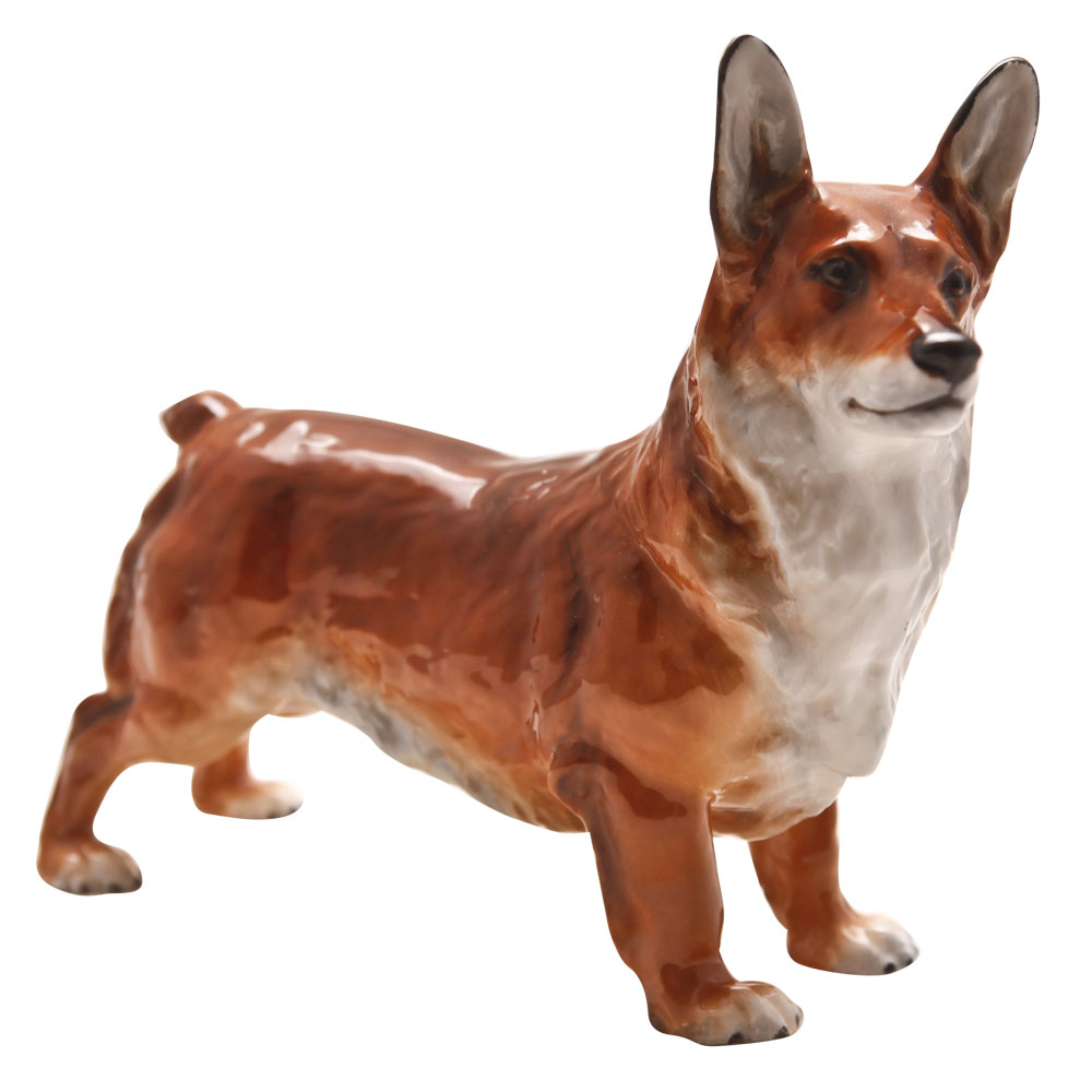 Corgi HN2557 Large - Royal Doulton Dogs