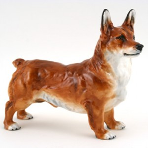 Welsh Corgi HN2558 - Royal Doulton Dogs