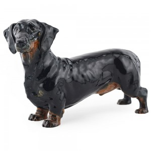 Dachshund HN1127 - Royal Doulton Dogs