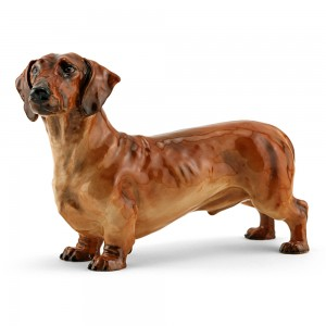 Dachshund HN1139 - Royal Doulton Dogs