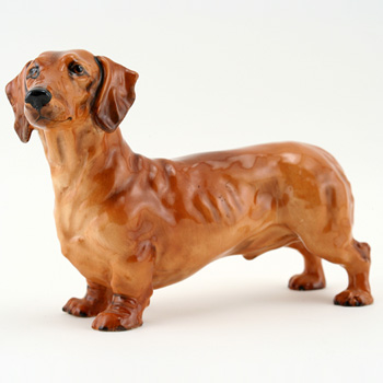 Dachshund HN1140 - Royal Doulton Dogs