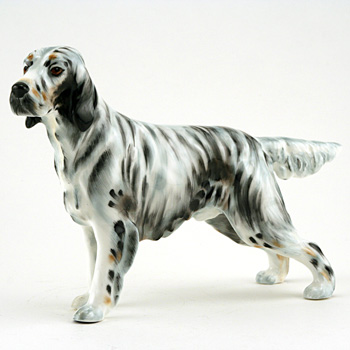 English Setter HN1050 - Royal Doulton Dogs