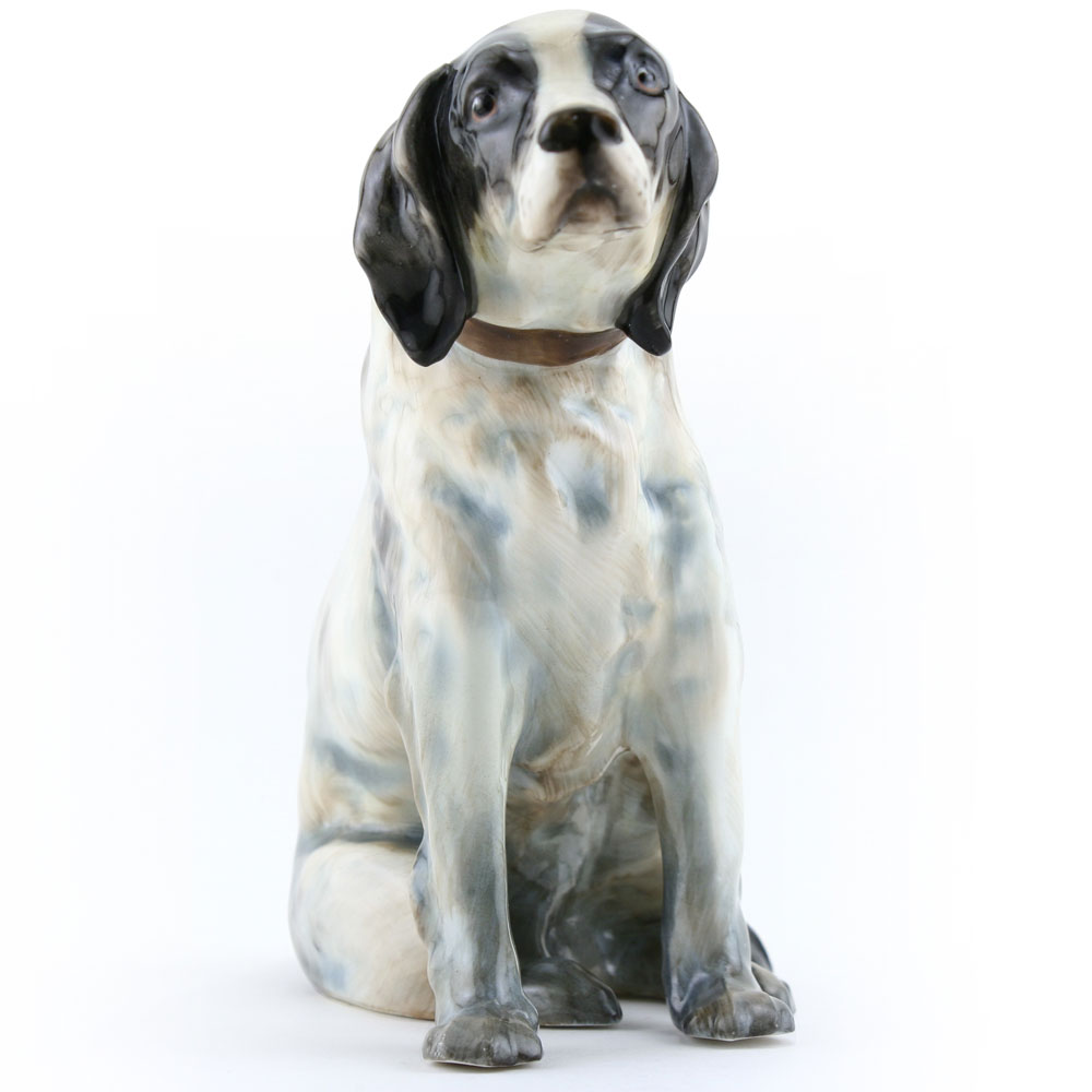 English Setter w_Collar HN975 - Royal Doulton Dogs