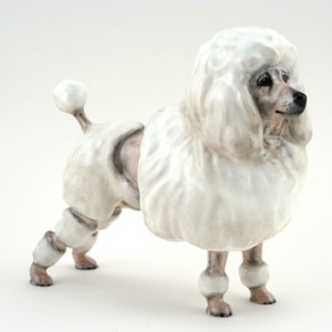 French Poodle HN2631 - Royal Doulton Dogs