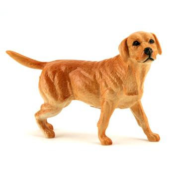 Labrador Standing DA145 - Royal Doulton Dogs