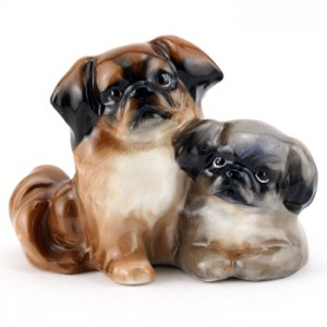 Pekinese HN927 - Royal Doulton Dogs