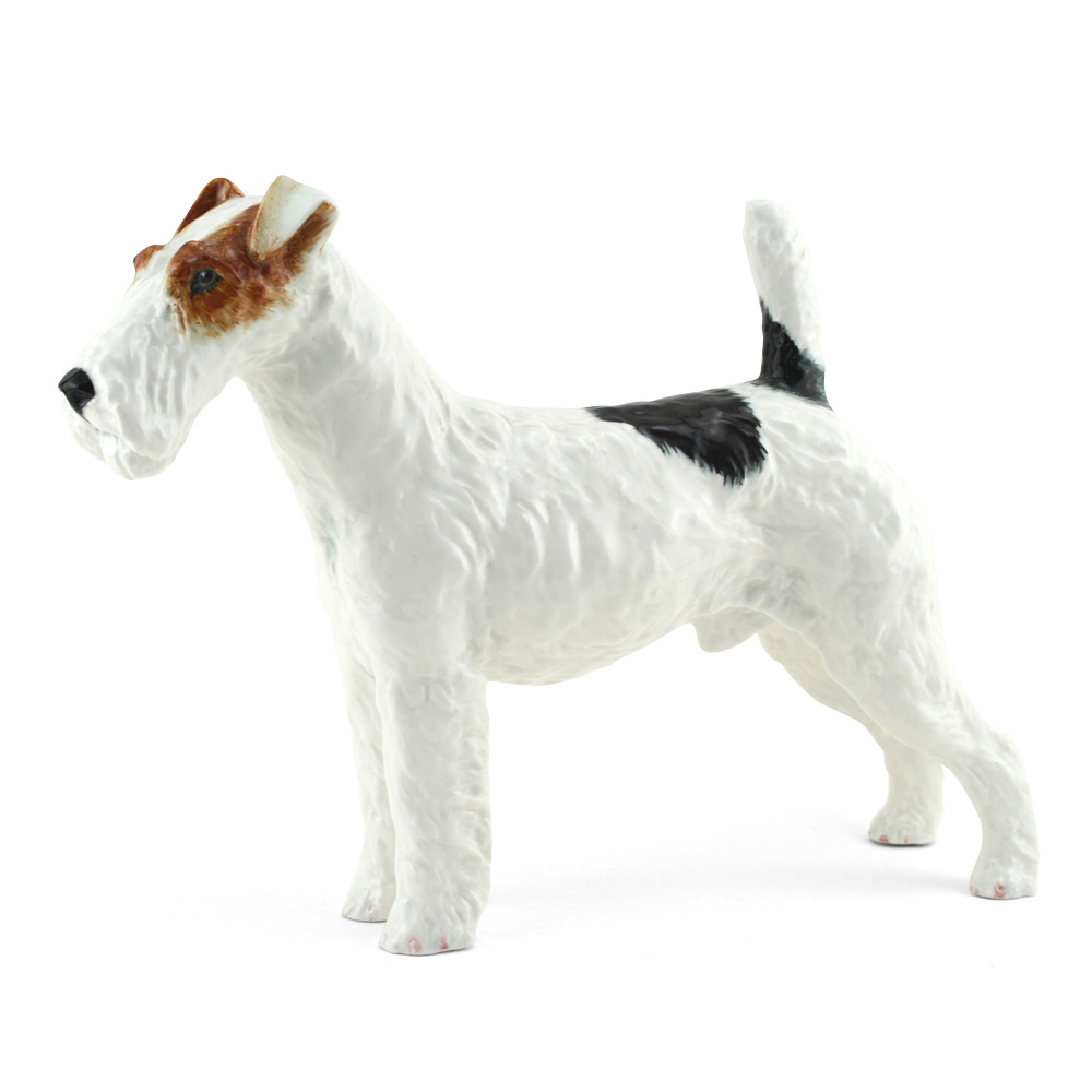 Rough Haired Terrier HN1007 - Royal Doulton Dogs