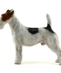 Rough Haired Terrier HN1013 - Royal Doulton Dogs