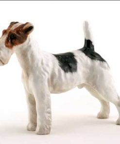 Rough Haired Terrier HN1014 - Royal Doulton Dogs