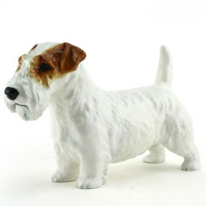 Sealyham HN1030 - Royal Doulton Dogs