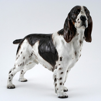 Springer Spaniel HN2515 - Royal Doulton Dogs
