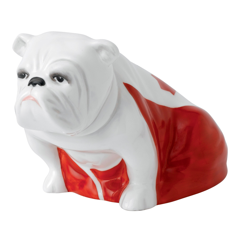 Bulldog Canda - Rocky DD005 - Royal Doulton Dog