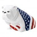 USA Bulldog - Sam (DD004) - Royal Doulton Dog