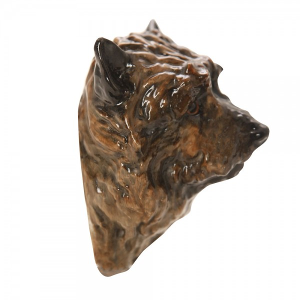 Cairn Terrier Wall Mount SK30 - Royal Doulton Dogs