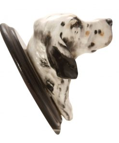 English Setter Wall Mount SK21 - Royal Doulton Dogs