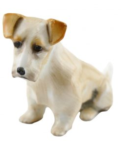 Fox Terrier Puppy HN931 - Royal Doulton Dog