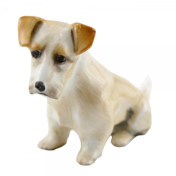 Fox Terrier Puppy HN931 - Royal Doulton Dog