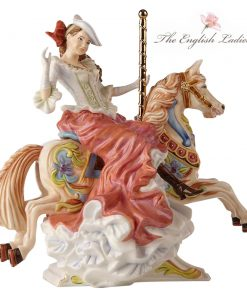 All the Fun of the Fair - The English Ladies Company Figurine