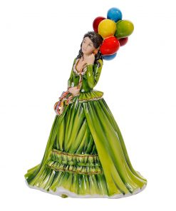 The Balloon Seller - English Ladies Company Figurine