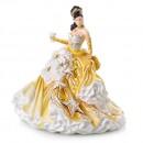 Congratulations - English Ladies Company Figurine