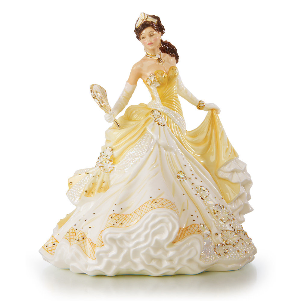 Eternal Romance - English Ladies Company Figurine