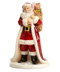 Father Christmas - English Ladies Company Figurine