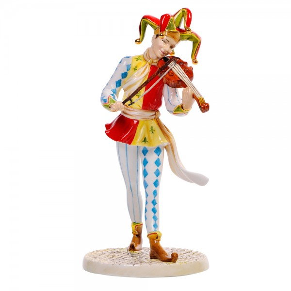 The Jester - English Ladies Company Figurine