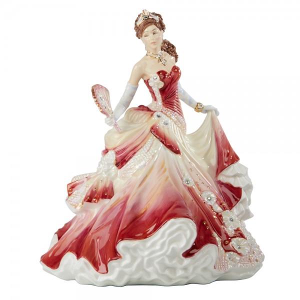 Sunset Romance - English Ladies Company Figurine