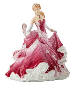 Sweet Romance - English Ladies Company Figurine