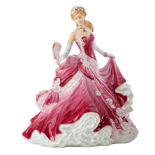 Sweet Romance - English Ladies Company Figurine