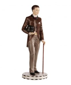 Victorian Gentleman - English Ladies Company Figurine
