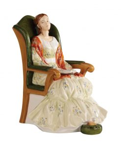 Victorian Lady - English Ladies Company Figurine
