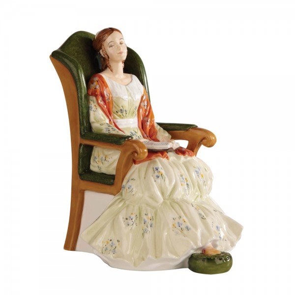 Victorian Lady - English Ladies Company Figurine