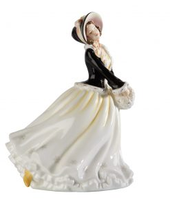 Winter's Day (Petite) - English Ladies Company Figurine