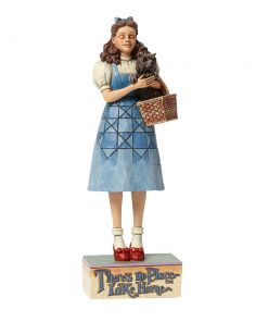 "Dorothy Clicking Heals - ""There's No Place Like Home"" - Jim Shore Figures"
