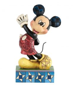 "Modern Day Mickey Mouse - ""Modern Day Mouse"" - Jim Shore Figures"