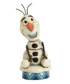 "Olaf - ""Silly Snowman"" (Frozen) - Jim Shore Figures"