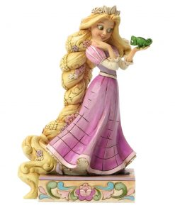 "Rapunzel and Pascal - ""Loyalty and Love"" - Jim Shore Figures"