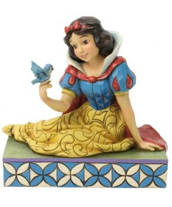 "Snow White with Bird - ""Gentleness and Harmony"" - Jim Shore Figures"