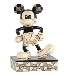 "Vintage Mickey Mouse - ""Plane Crazy"" - Jim Shore Figures"