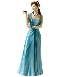 10th Anniversary (Tin) HN5151 - Royal Doulton Figurine