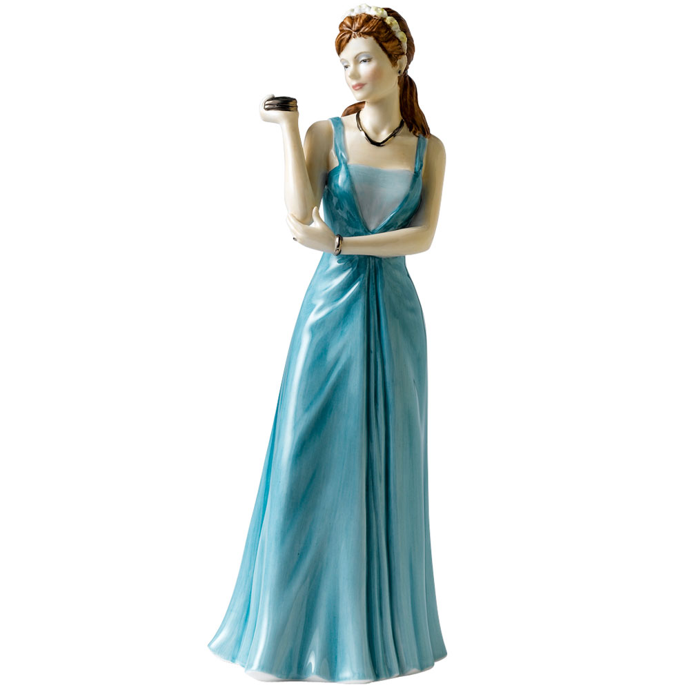 10th Anniversary (Tin) HN5151 - Royal Doulton Figurine