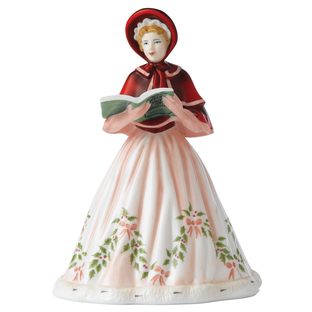 10th Day Christmas HN5518 - Royal Doulton Figurine
