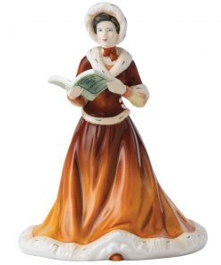 11th Day Christmas HN5519 - Royal Doulton Figurine