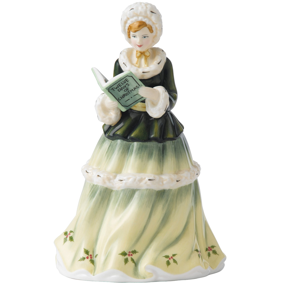 12th Day Christmas HN5520 - Royal Doulton Figurine