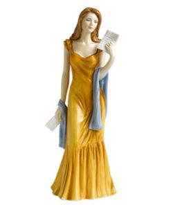 1st Anniversary (Paper) HN5149 - Royal Doulton Figurine