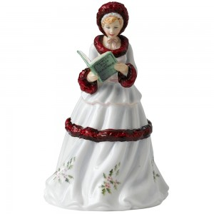 2nd Day Christmas HN5169 - Royal Doulton Figurine